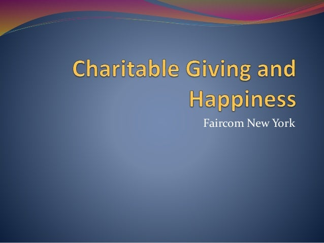 Faircom New York