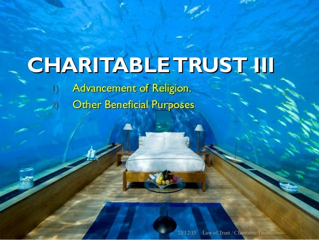 the cy pres doctrine in the law of charitable trusts The cy pres doctrine is the principle that equity will [a] a boutique trusts and estates law firm located in miami florida probate & trust litigation blog.