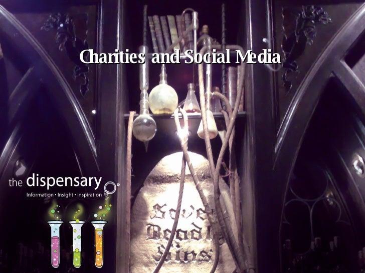 Charities and Social Media