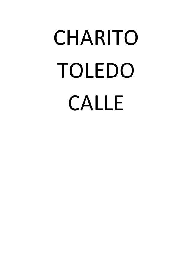 CHARITOTOLEDO CALLE