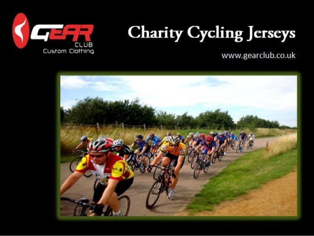 Charity Cycling Jerseys – Gear Club Ltd 384d6203b
