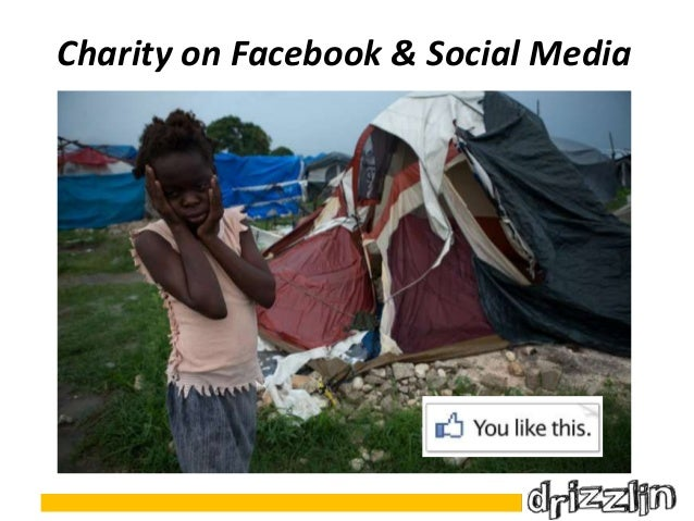 Charity on Facebook & Social Media