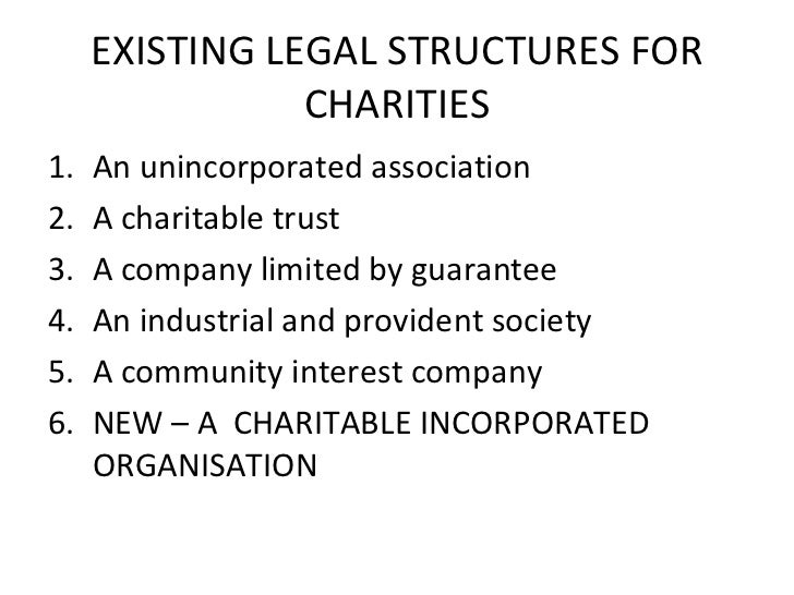 Charity Seminar Slides Slide 3
