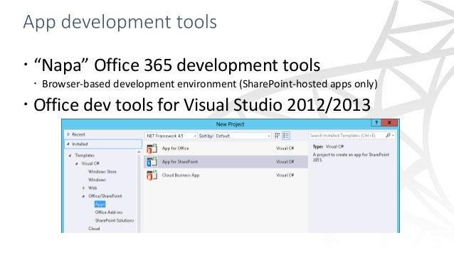 Charla desarrollo de apps con sharepoint y office 365 - Is sharepoint included in office 365 ...