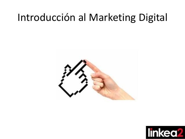 Charla de Marketing Digital - Universidad San Ignacio de Loyola Slide 2