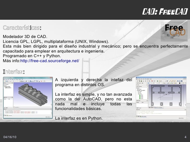 CAD:Blender(Diseño 3D)