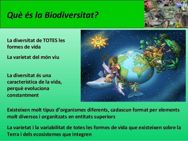 Charla biodiversitat Slide 3