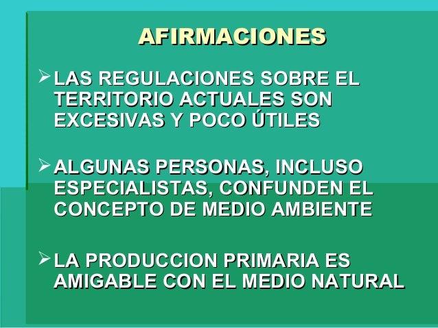 El Sector Primario Y El Medio Ambiente Ing Hidr Raúl Fernando Font