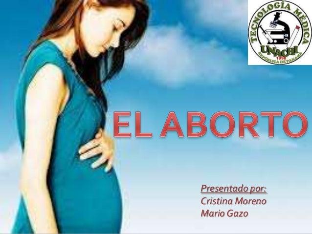 Presentado por:Cristina MorenoMario Gazo
