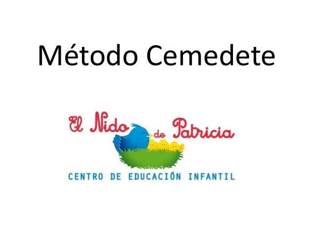 Método Cemedete