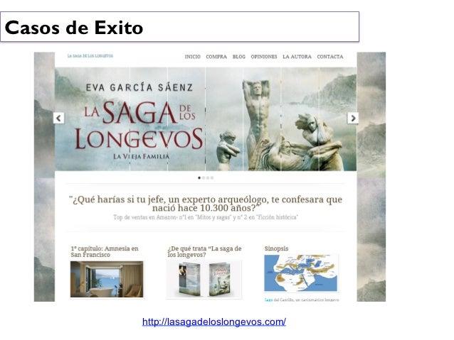 Casos de Exito             http://lasagadeloslongevos.com/
