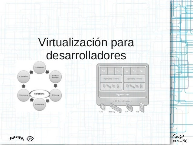 Virtualización para desarrolladores