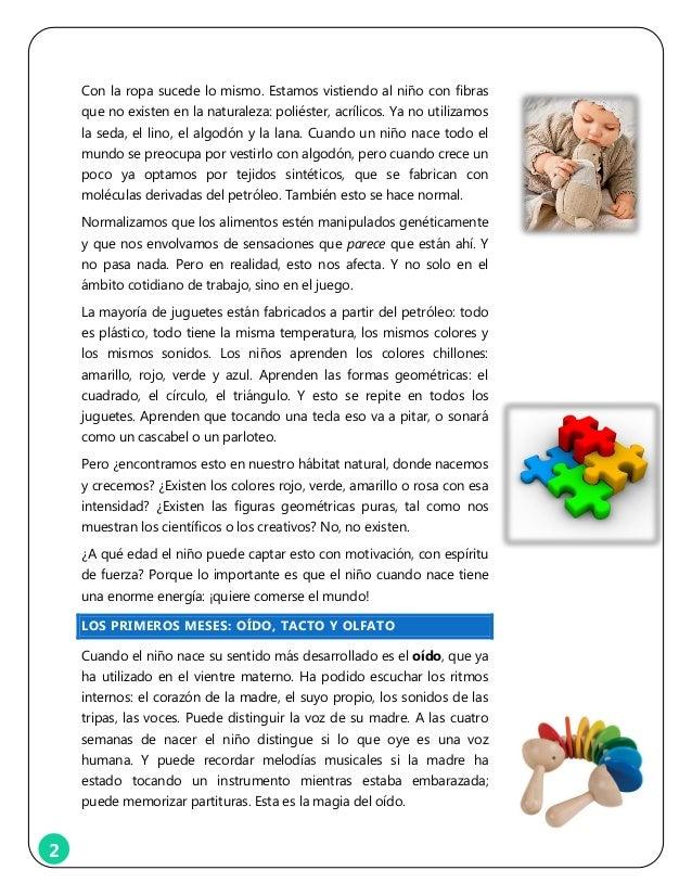 Juego, tacto e imaginacion - conferencia Slide 3