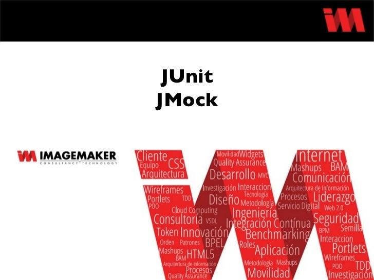 JUnit JMock