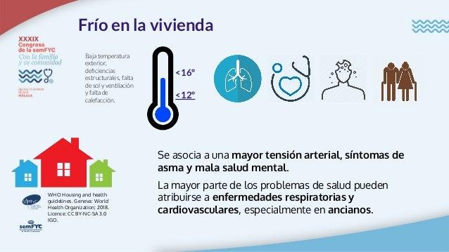 Exceso de mortalidad en invierno atribuible al frío en la vivienda 38 200/año (12,8/100 000) en 11 países europeos (1) Por...
