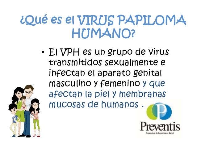 Charlas Charlas Para Pacientes: virus papiloma humano Slide 2