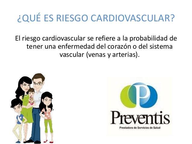 Charlas Para Pacientes: Prevencion Cardiovascular Slide 2