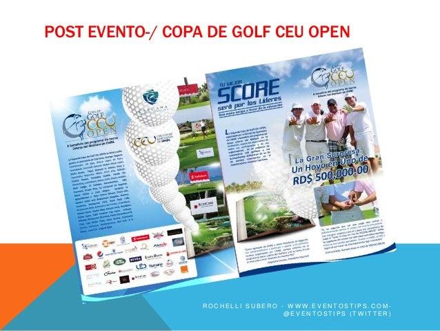 POST EVENTO-/ COPA DE GOLF CEU OPEN                  ROCHELLI SUBERO - WWW.EVENTOSTIPS.COM-                               ...