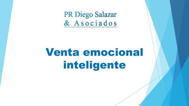 Venta emocional inteligente