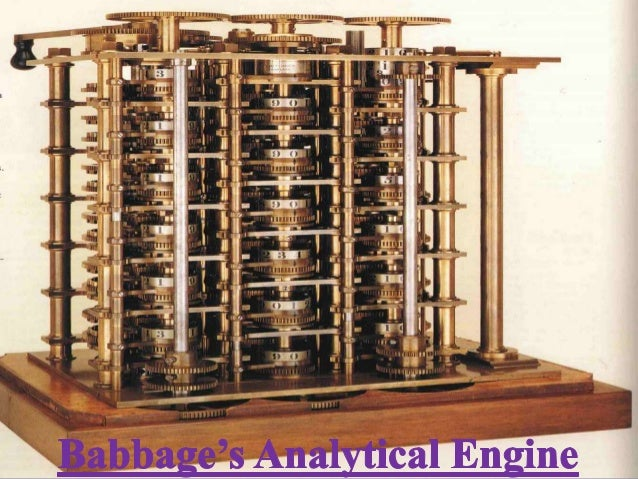 charles babbage father of computing
