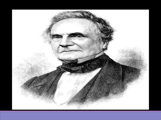 charles babbage died