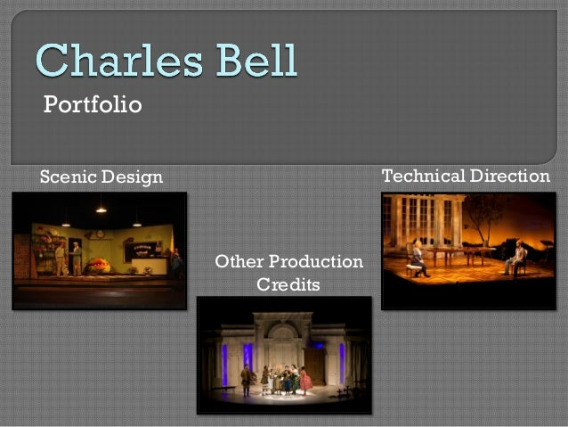 Portfolio Scenic Design Technical Direction Other Production Credits