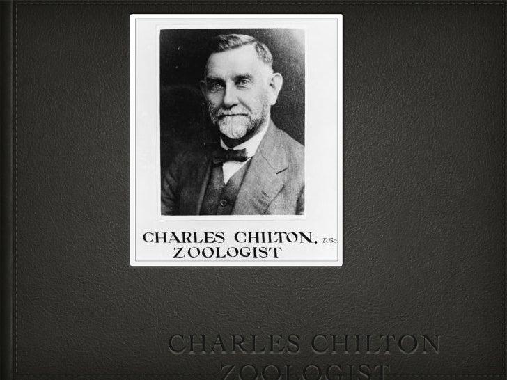 CHARLES CHILTON