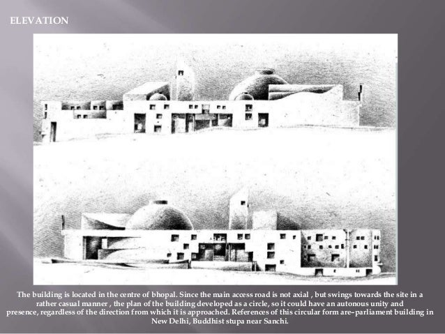 Sanchi Stupa Plan Elevation : Charleschorrea