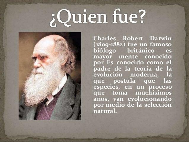 charles darwin y sus aportes cient 237 ficos