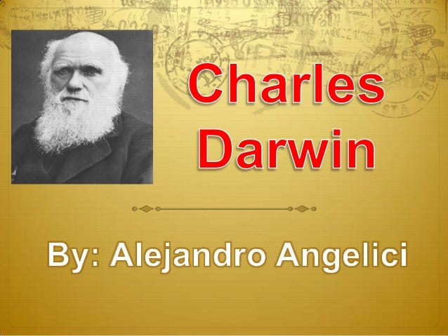 • Charles Darwin was born on February 12, 1809. (Shrewsbury, England)• He was the fifth of six children.• He came from a w...