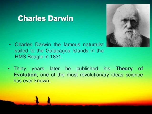 an analysis of evolution of a naturalist by richard milner a story about the life of charles darwin Charles darwin : evolution of a naturalist [richard milner] -- examines the life and work of the the book follows the story of darwin through his read.