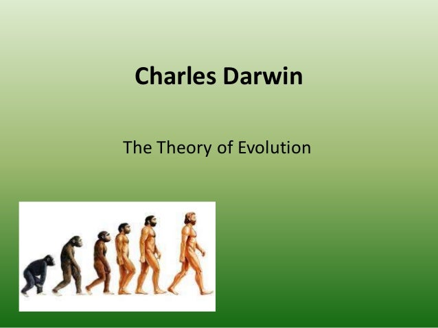 the revolutionary theory of evolution by charles darwin Charles darwin and the theory of evolution by natural selection (revolutionary discoveries of scientific pioneers.