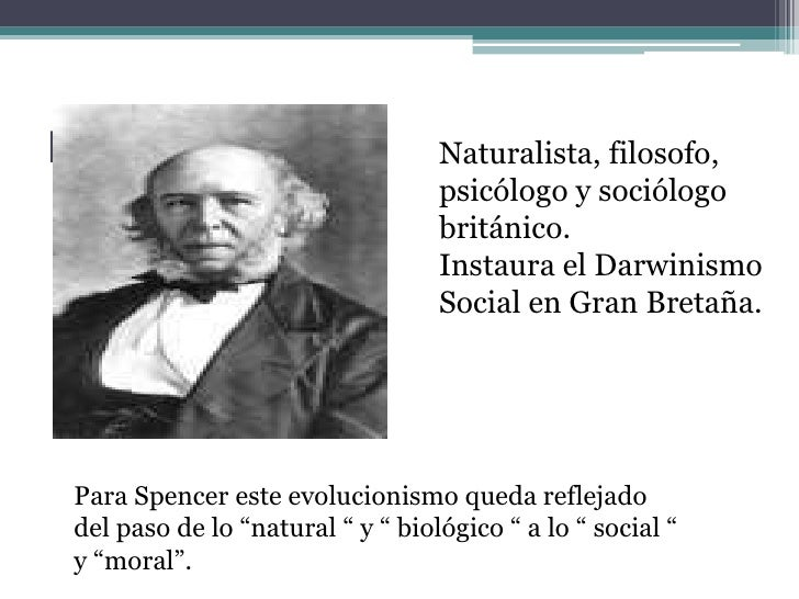 charles darwin and herbert spencer Charles darwin social spencerism tim delaney relates how herbert spencer, inventor of the phrase 'survival of the fittest', originally applied evolutionary thinking to human society and culture.