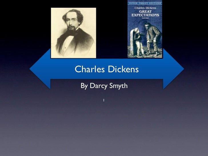 Charles Dickens By Darcy Smyth       1