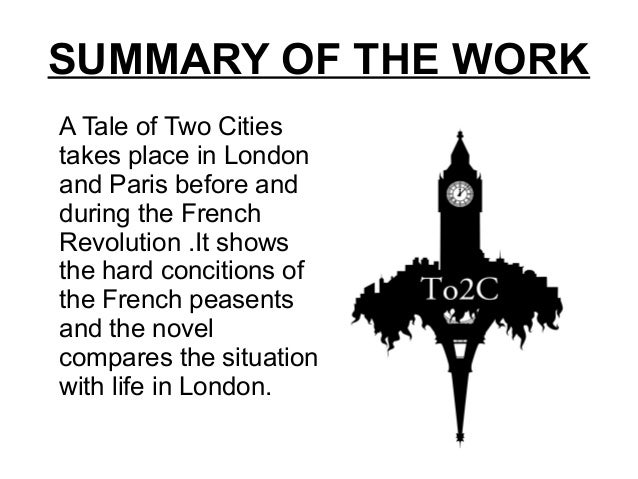 The portrayal of the french revolution in dickenss a tale of two cities