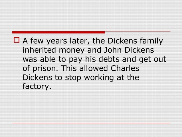 Charles dickens notes