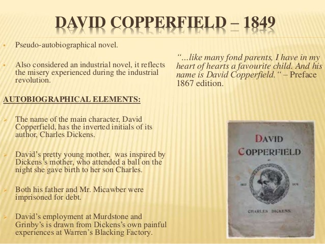 charles dickens novels david copperfield