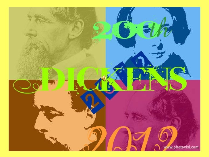 Dickens' Biography• Born February 7, 1812• 1824 -- Dickens worked at Warren's  Blacking Warehouse• 1824 -- Mr. Dickens (Ch...
