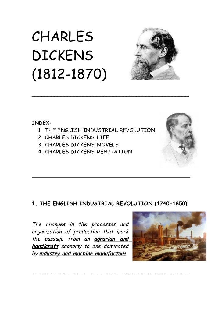 Charles dickens resumen