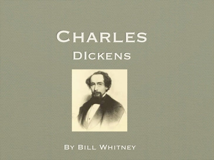 Charles DIckensBy Bill Whitney