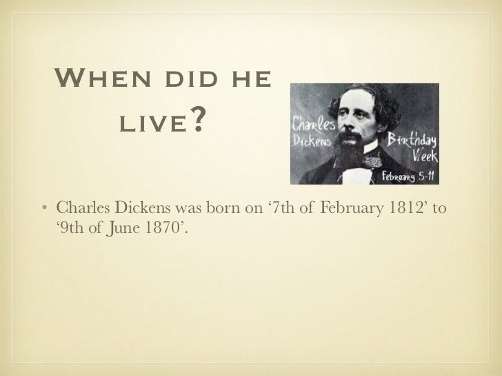 biography of charles dickens english writer and social critic Charles dickens (7 february 1812 - 9 june 1870) was an english writer and social critic he created some of the world's best-known fictional characters and is regarded by many as the greatest novelist of the victorian era.