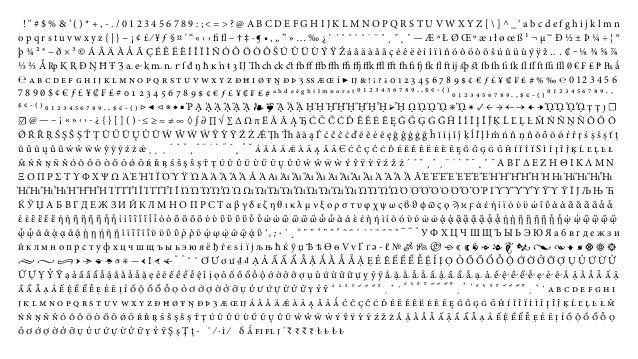 Digital Typography: Font Management - ebookcraft 2016 - Charles Nix Slide 10
