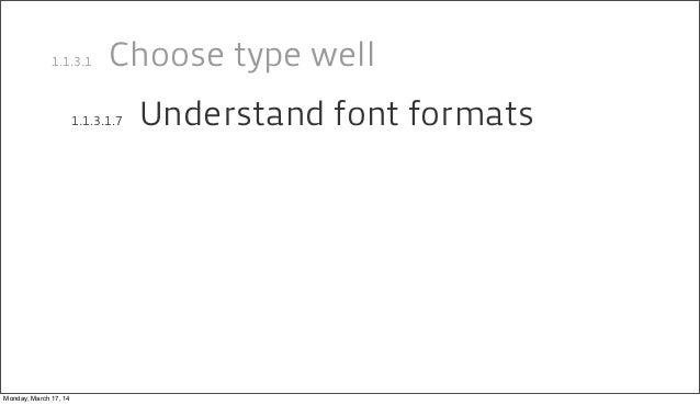 A Typographic Methodology for Ebooks - ebookcraft 2014