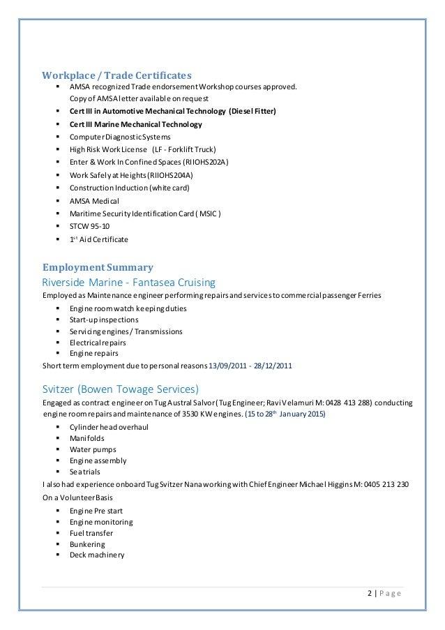 amsa stcw 95 application