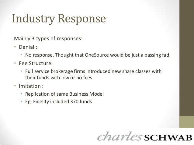 charles schwab a category of one Charles schwab ranked high in the annual best brokerages and online  take  the commissions and fees category as one example.