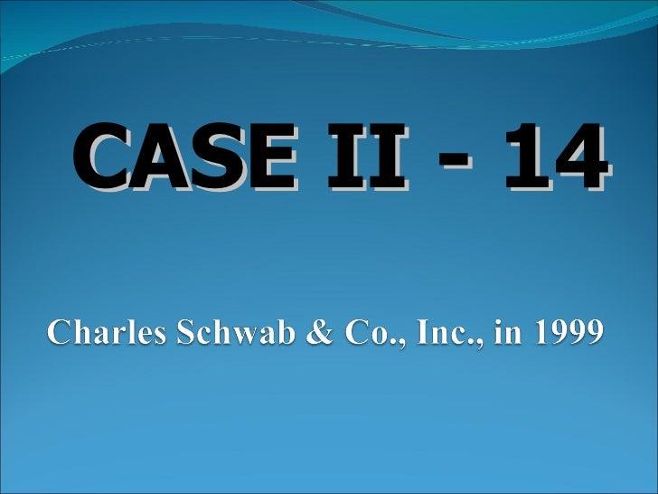 CASE II - 14