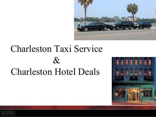 charleston taxi service and charleston hotel deals. Black Bedroom Furniture Sets. Home Design Ideas