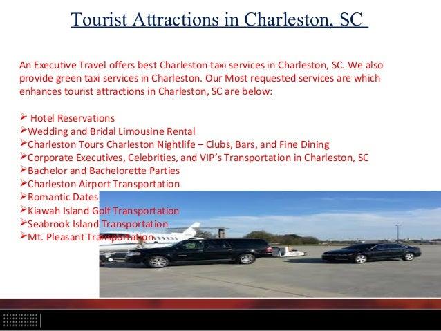 Executive Car Service Charleston Sc