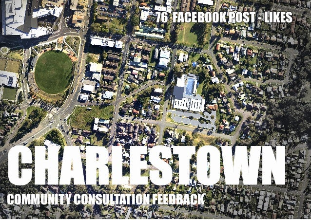 CHARLESTOWNCOMMUNITY CONSULTATION FEEDBACK 76 FACEBOOK POST - LIKES