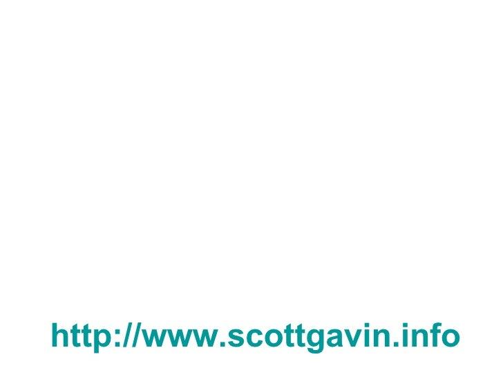 http://www.scottgavin.info